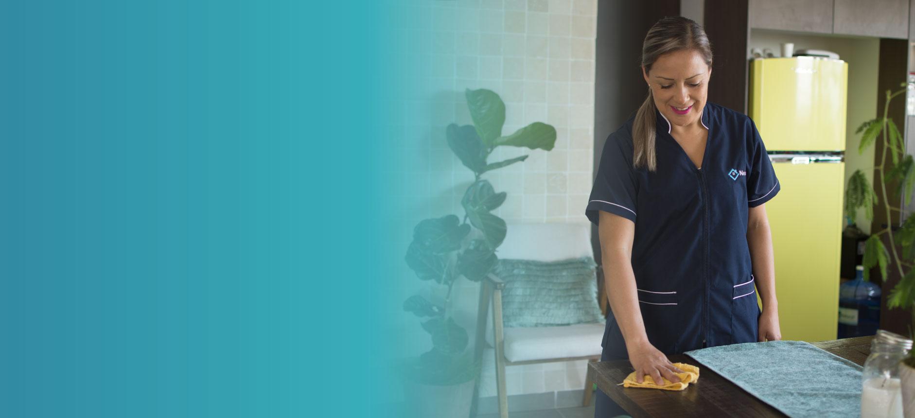 Servicios de limpieza residencial y profesional en León, Guanajuato